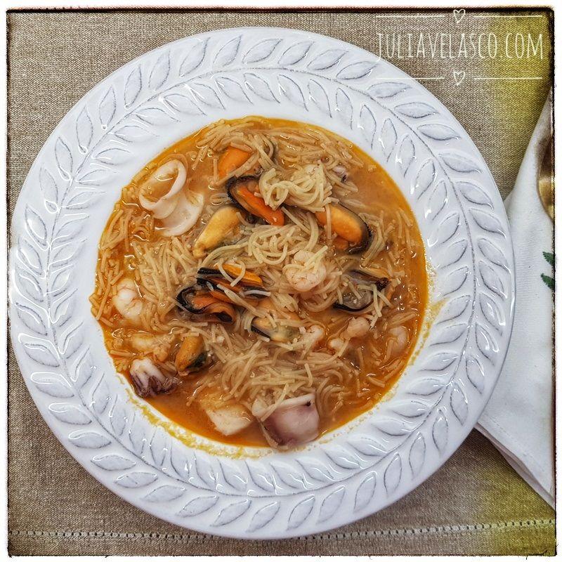 como hacer sopa de pescado para dieta