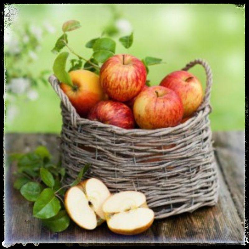 Manzana, esa dulce tentación
