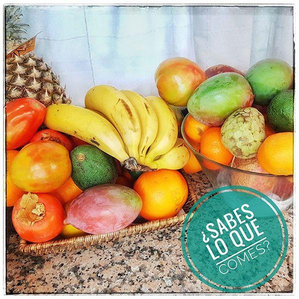 frutas y verduras de enero