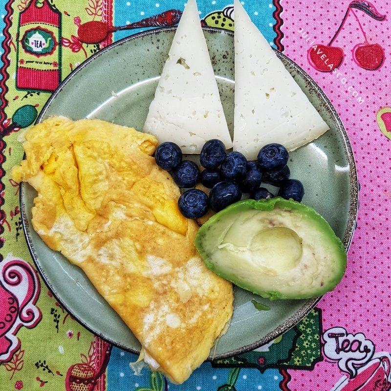 Desayuno cetogénico